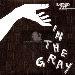 "Bastard Jazz Recordings-7""-In The Gray / Captain Planet Feat. Brit Lauren"