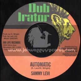 "Dub Irator-7""-Automatic / Sammy Levy"