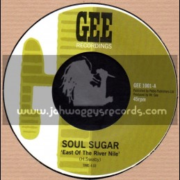 Gee Recordings-East Of The River Nile / Soul Sugar