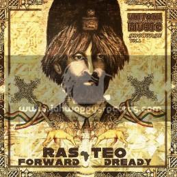 Unitone Soundimentional Music-Lp-Forward Dready / Ras Teo - Unitone Showcase Vol.1