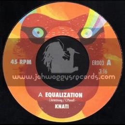 """Equalizer Records-7""""-Equalization / Knati"""
