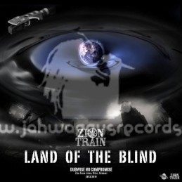 Universal Egg-Double Lp-Land Of The Blind / Zion Train