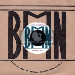 "BMN-7""-Mughead Ska + Free For All / Llans Thelwell & His Celestials"