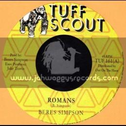 "Tuff Scout-7""-Romans / Beres Simpson"