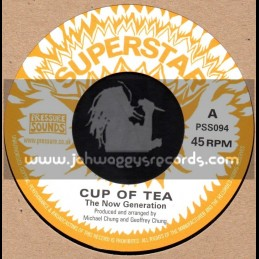 "Superstar-7""-Cup Of Tea / The Now Generation"