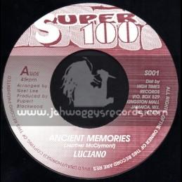 "Super 100-7""-Ancient Memories / Luciano"