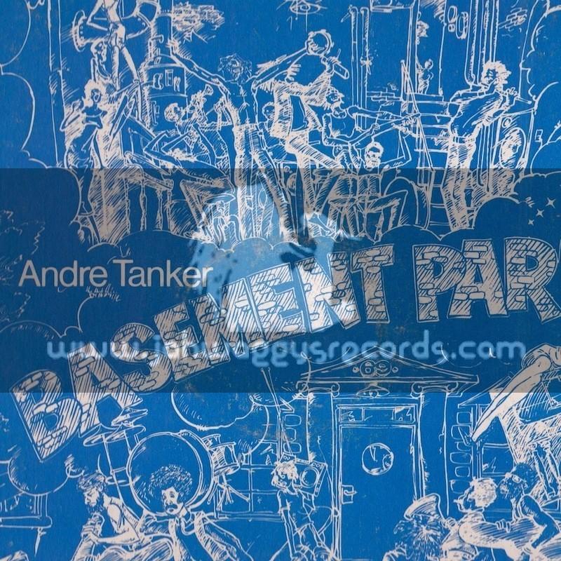 "Left Ear Records-12""-Basement Party / Andre Tanker - Disco 45"