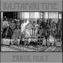 OHMRecords-Lp-Rasafari Time / Errol Holt