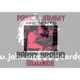 VP Records-Lp-Prince Jammy Presents Barry Brown Showcase