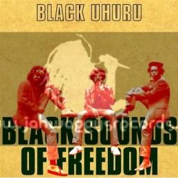 Greensleeves-Lp-Black Sounds Of Freedom / Black Uhuru