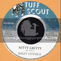 """Tuff Scout-7""""-Nitty Gritty / Mikey General"""