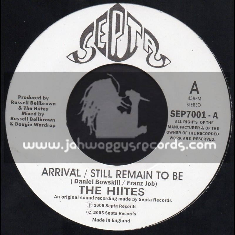 "Septa-7""-Arrival / The Hites + President Brown / The Hites"