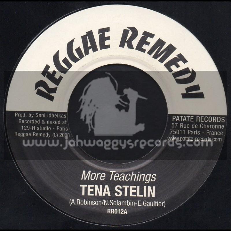 "Reggae Remedy-7""-More Teachings / Tena Stelin"