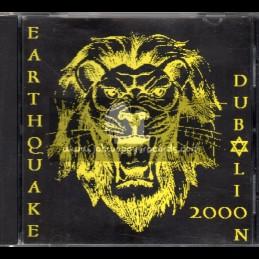 Higher Science Recordings-CD-Dub Lion 2000 / TNT Earthquake