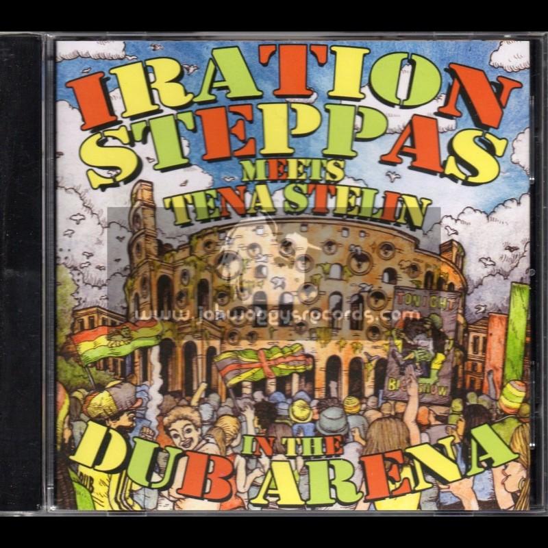 Iration Steppas-CD-Iration Steppas Meets Tena Stelin In The Dub Arena