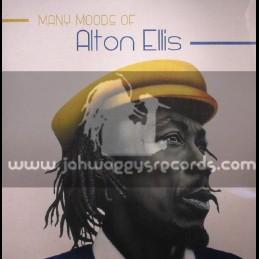 Iroko Records-Lp-Many Moods Of Alton Ellis
