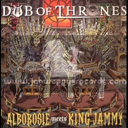 Greensleeves-Lp-Dub Of Thrones / Alborosie Meets King Jammy