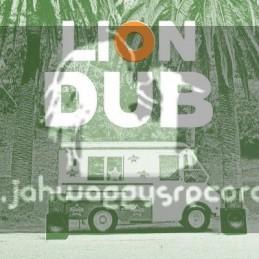 Stones Throw-Lp-Lion Dub / The Lions Meet Dub Club