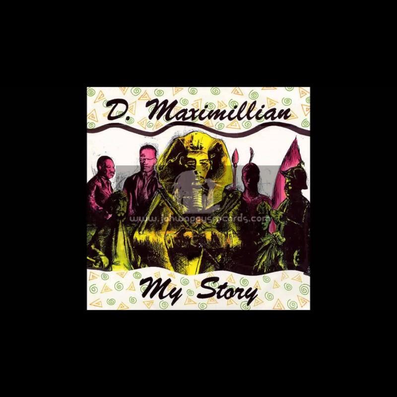 Blakamix International-LP-My Story / D. Maximillion
