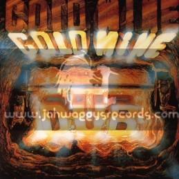 Greensleeves-Lp-GoldMine Dub / The Revolutionaries
