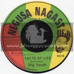 "Negusa Nagast-7""-Facts Of Life + Medicine Doctor / Big Youth"