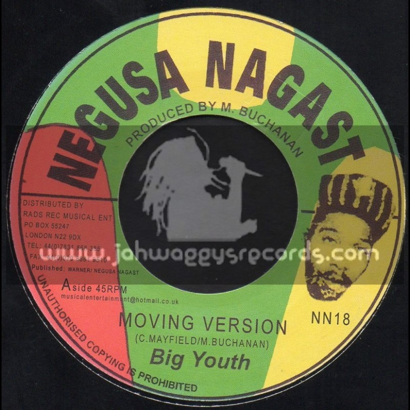 "Negusa Nagast-7""-Moving Version / Big Youth"
