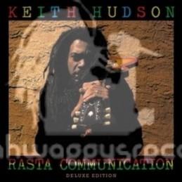 Greensleeves-Lp-Rasta Communication / Keith Hudson