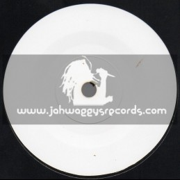 """Partial Records-7""""-Test Press-Jah Protection / Alpha and Omega Feat. Nishka"""