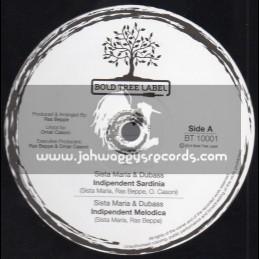 "Bold Tree Label-10""-Indipendent Sardinia / Sista Maria & Dubass"