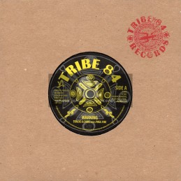 "Tribe 84-7""-Warning / Track Dubs Meets Paul Fox"