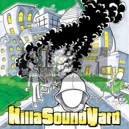 "KillaSoundYard-10""-Self Organised + Planned Obsolescence / KillaSoundYard Meets Bambool"