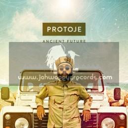 Overstand Entertainment-Double Lp-Ancient Future / Protoje