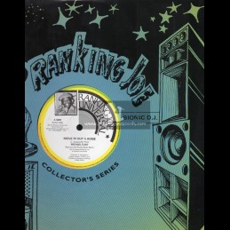 """Ranking Joe Universal-12""""-Move In Out A Rome / Michael Flint + Pretty Looks Cant Hold Me / Ranking Joe"""