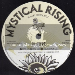 """Mystical Rising-12""""-Rise Up / Fu Steps + In This Time / Benjammin"""