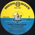 "Moon Wave Music-12""-Sunrise / Wayne McArthur + Travelling / Wayne McArtur"