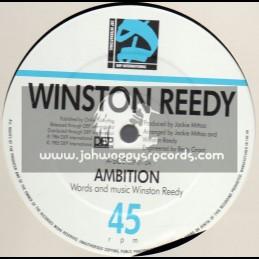 "D E P International Records-12""-Ambition / Winston Reedy"