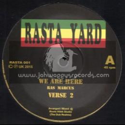 """Rasta Yard-12""""-Test Press-"""