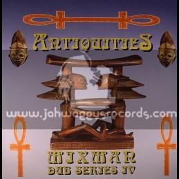 Blakamix International-LP-Antiquities / Mixman Dub Series IV