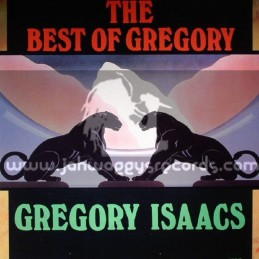 Justice-Lp-The Best Of Gregory / Gregory Isaacs