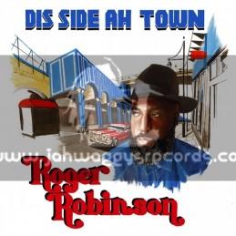 Jahtari-Lp-Dis Side Ah Town / Roger Robinson
