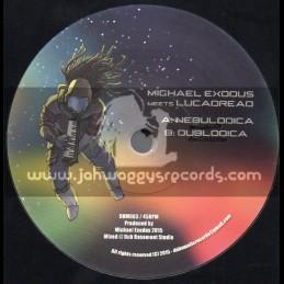 "Space Dub Trilogy 7"" Nebulodica/Michael Exodus Meets Lucadread"