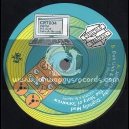 "Cubiculo Records 7"" Jah Screechy / Digitally Mad"