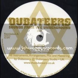 """Dubateers 7"""" Jump / Ras Negus I Meets The Dubateers"""