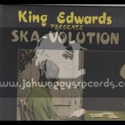 King Edwards-LP-Ska-Volution / Various Artist
