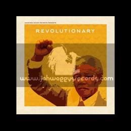 "Jahspora Sound Records-12""-Revolutionaries / Ras Daniel Ray + Mandela / Peter Youthman"