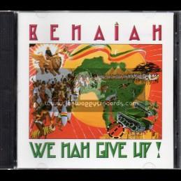 Sphinx Production-CD-We Nah Give Up / Benaiah