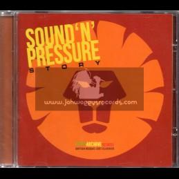 Reggae Archive Records-CD-Sound N Pressure Story