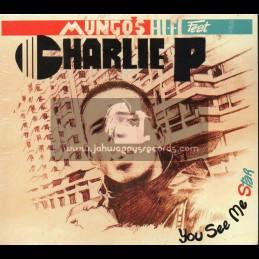 Scotch Bonnet-CD-You See Me Star / Mungos Hi Fi Feat. Charlie P