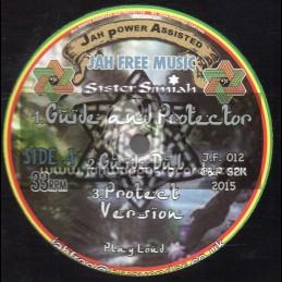 "Jah Free Music-12""-Guide And Protector + Sons And Dautas / Sister Simiah"