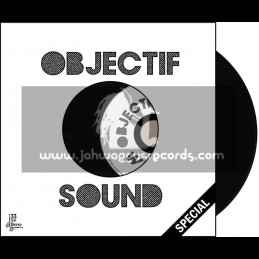 Book - Objectif Sound - From Jamaica To The UK By Perrine Goyau